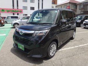 トヨタ タンク 1.0 G S  (ブラック)